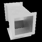Rektangulært t-stykke