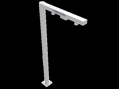 mast for rute