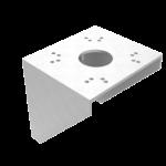 Vinkelbrakett for mast og portal