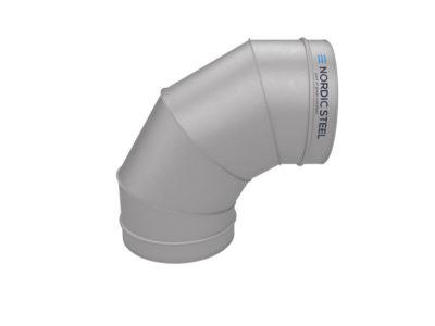 90° Grader Bend – Simduct
